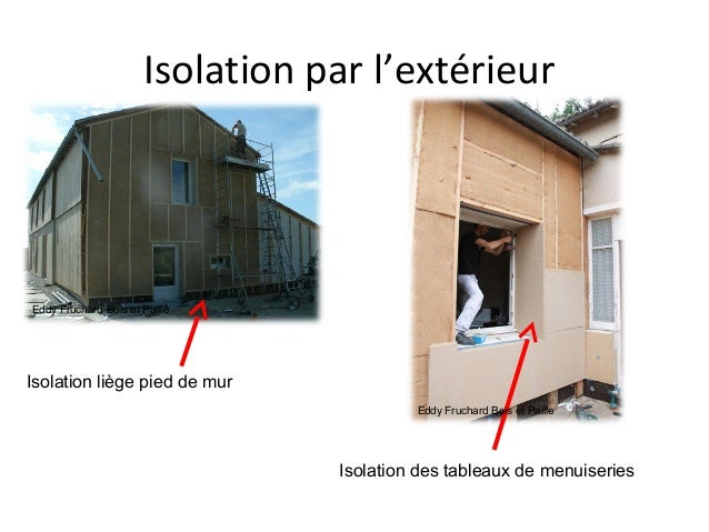 Conf rence isolation maison ancienne et perspiration for Isolation mur interieur maison ancienne
