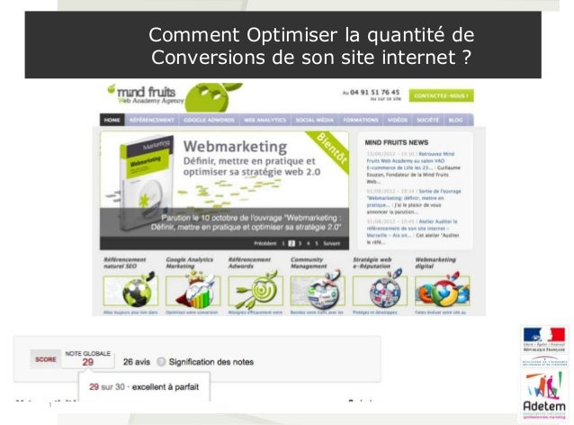 Comment Optimiser la quantité de Conversions de son site internet ? 1