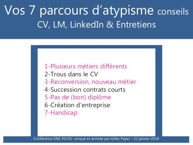 conference parcours atypiques  gilles payet