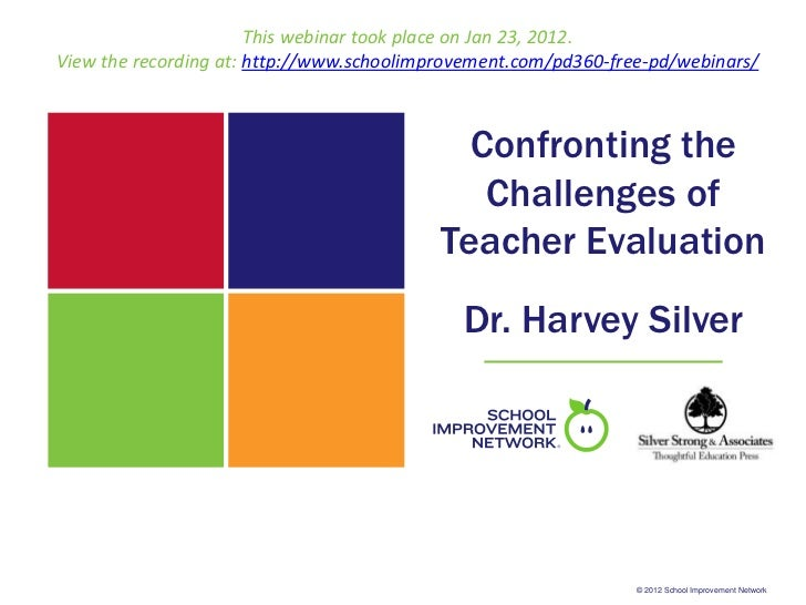 This webinar took place on Jan 23, 2012.View the recording at: http://www.schoolimprovement.com/pd360-free-pd/webinars/   ...