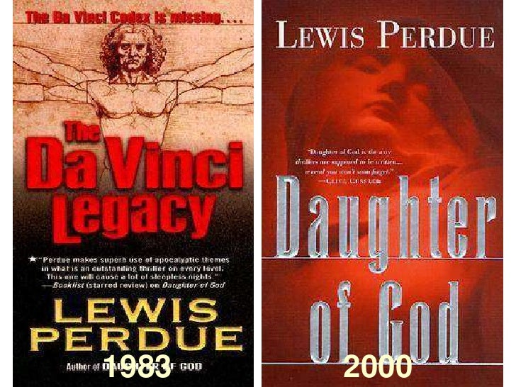 the davinci code book review essay The da vinci code: a novel why it is such a incredible financial success sponsored link dan brown, the da vinci code, doubleday, (2003)read reviews or order this book in hardcover safely from amazoncom online book store.