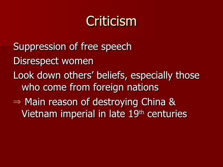 an in depth look at the confucian doctrine in modern society Transcript of confucianism vs daoism - social structure  1 step above the parasites of society basic information on confucianism  depth look into confucianism:.