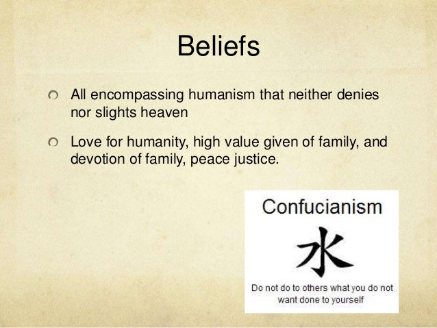 confucianism religion or not It affected everything in china education, government, and attitudes toward behavior in public and private life confucianism is not a religion.