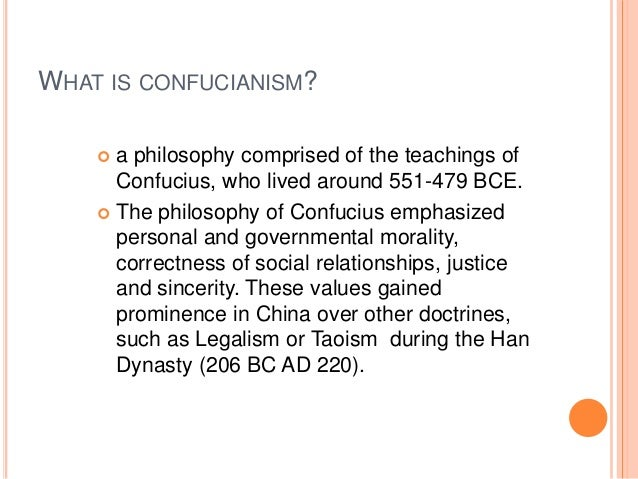 philosophy in china confucianism and taoism Using primary sources the three ways confucianism, taoism confucianism and taoism began around 500 bce in china confucianism is a philosophy.