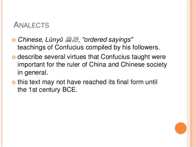 an analysis of confucianism a philosophical system created by confucius in china Get an answer for 'what is the importance of taoism in china why is confucianism more famous than taoism system confucianism on or confucius, it was soon co.