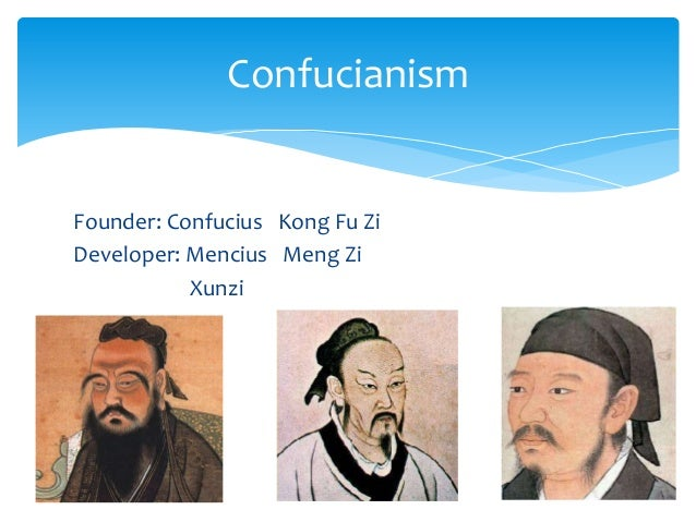 an overview of the life of confucius as the founder of confucianism Confucius – chinese philosopher, founder of confucianism  doing this  requires observing the rules of propriety (li) embedded in social life.