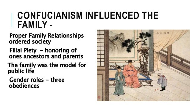 confucian parenting essay While confucian collectivist parents view the purpose of socialization  in his  essay, samuel huntington predicts that globalization will.