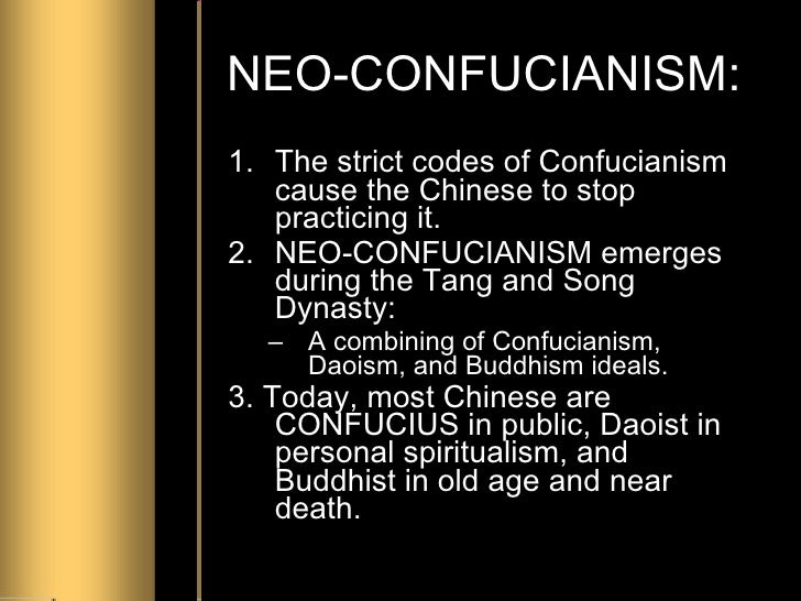 confucianism and buddhism I have to write an essay for my ap class and i cant find anything about the similarities of confucianism and buddhism can someone help me.