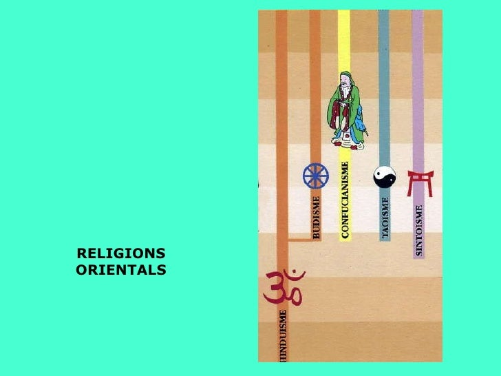 RELIGIONS ORIENTALS
