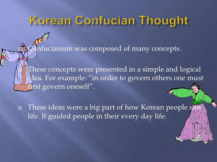 north korea and confucianism essay Wwwkoreatimescokr delivers the latest information on all events and stories taking place in korea.