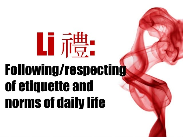 Life and theories of confucius
