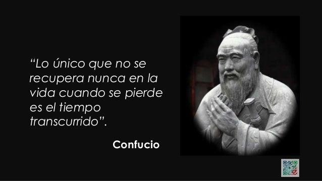 """Confucio """"Aprender sin pensar es inútil. Pensar sin aprender, peligroso."""