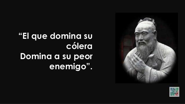 No todos los hombres Pueden ser grandes, pero Pueden ser BUENOS. Confucio K'ung-fu-tzu