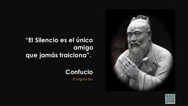 """Confucio """"APRENDER sin REFLEXIONAR, es malgastar la energía""""."""