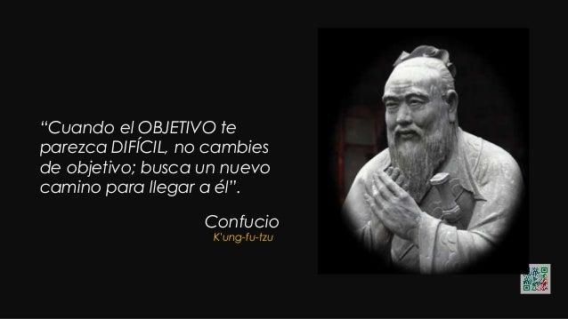 """Confucio """"Uno que no sepa GOBERNARSE a sí mismo, ¿cómo sabrá gobernar a los demás?"""""""
