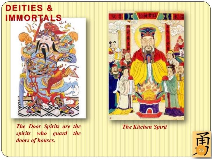 Confu, dao & buddhism