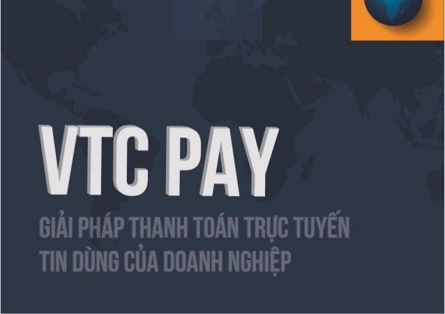 Giải pháp thanh toán trực tuyến tin dùng của Doanh nghiệp