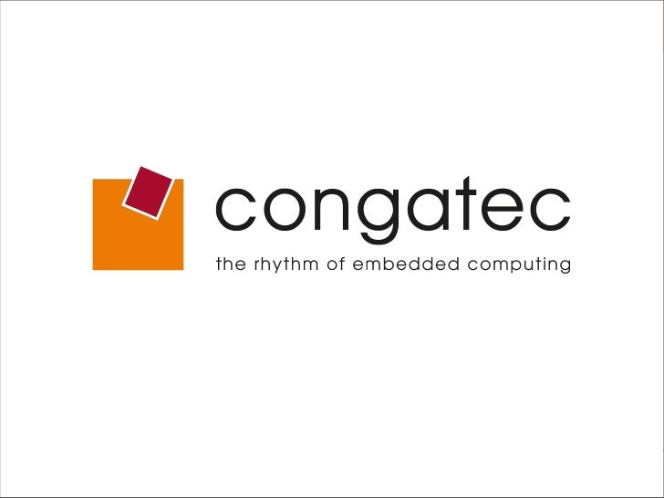 Page 25   January 2012   © congatec AG
