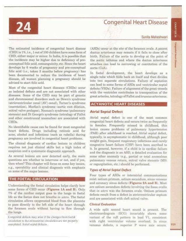 Congenital Heart Disease Dr Sunita Maheswari  Slide 2