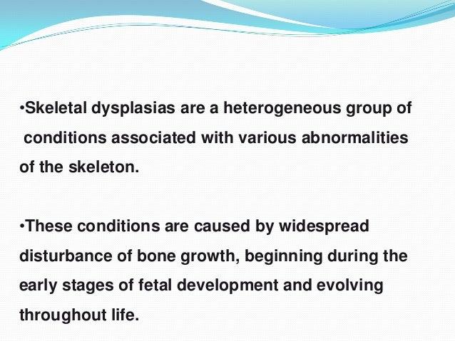 imaging in intrauterine skeletal dysplasia  Slide 3