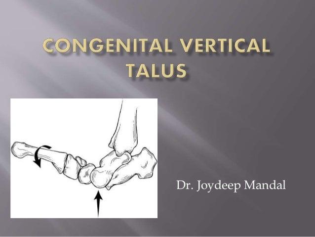 Dr. Joydeep Mandal