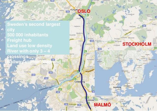 Congestion pricing in Gothenburg Slide 2