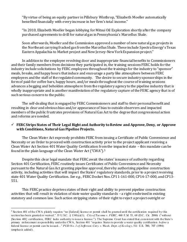Letter from delaware riverkeeper network to congress asking for an in 10 yelopaper Gallery