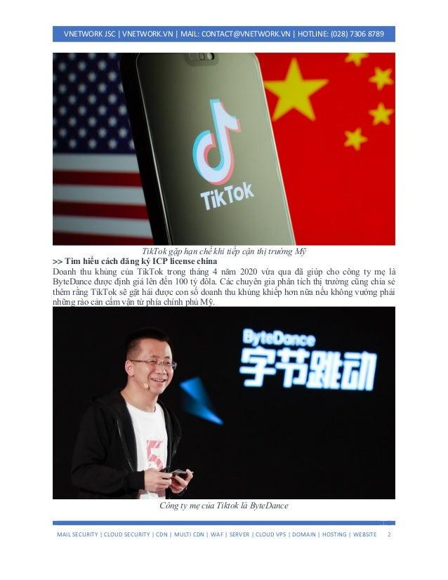 Công nghệ CDN hỗ trợ Tiktok tăng doanh thu kỷ luc Slide 2