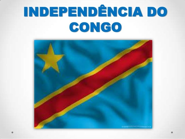INDEPENDÊNCIA DO CONGO