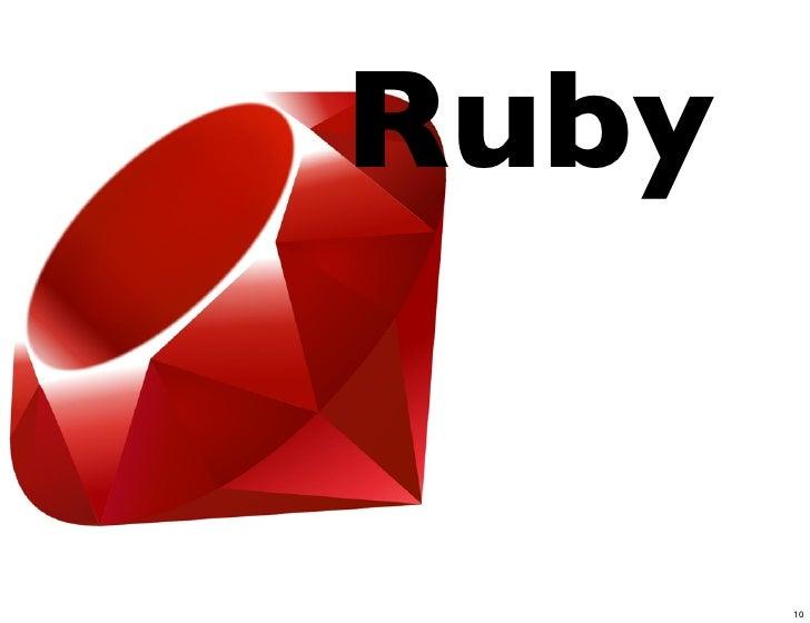 Ruby       10