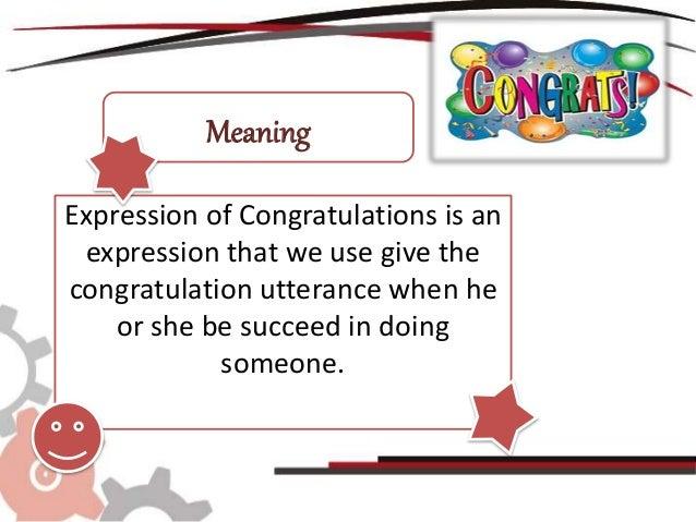 Congratulation kls 10 kurikulum 2013 5 meaning expression of congratulations m4hsunfo