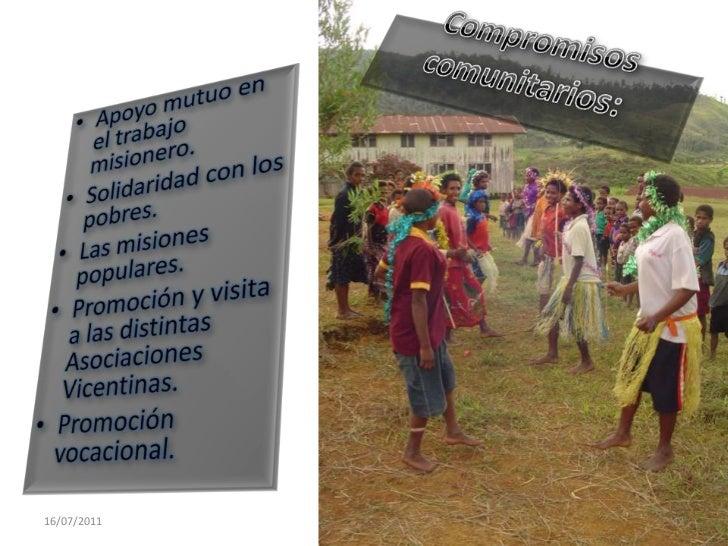 PAPÚA – Nueva Guinea <br />14/07/2011<br />39<br />