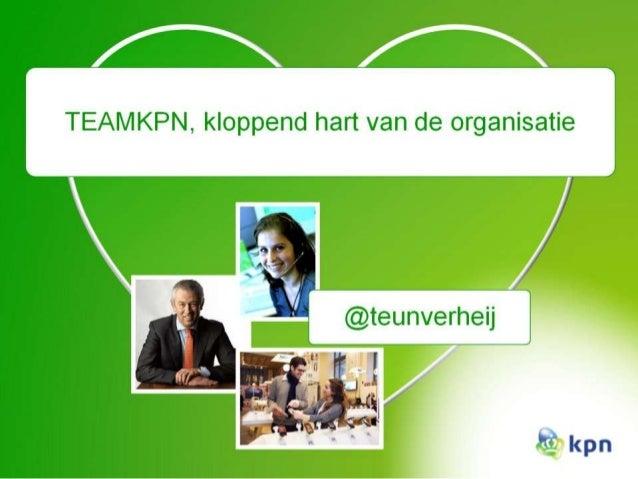 Presentatie KPN #smc070 9 april 2013