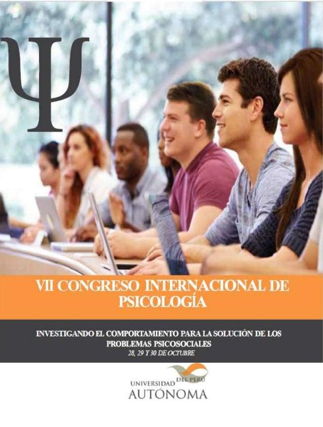 CONGRESO DE INVESTIGANDO PARA SOLUCIÓN DE 28, 29 Y 30 DE RE