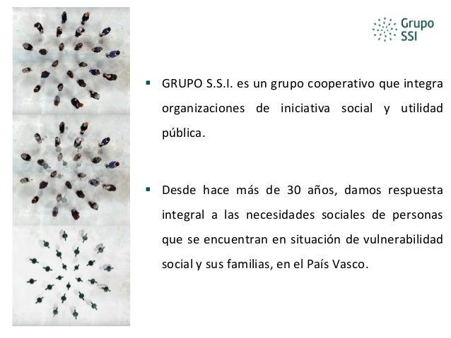 Congreso Adinberri - ponencia de Karmele Acedo Grupo SSI Slide 2