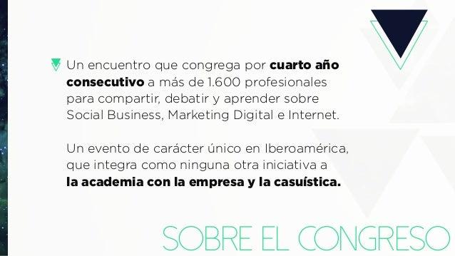 Congreso iberoamericano-social media-2015 Slide 3