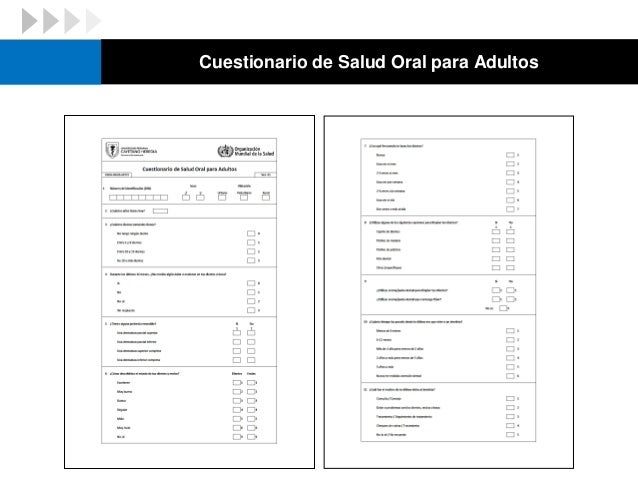  Las variables incluidas en la cuestionario niño / adolescente son las siguientes:  Pregunta 1 - información general (nú...