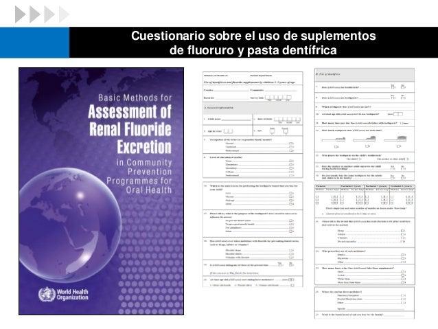 Ficha Epidemiológica de Factores de Riesgo en Salud Bucal en Escolares de 3 – 15 años, Perú, 2012