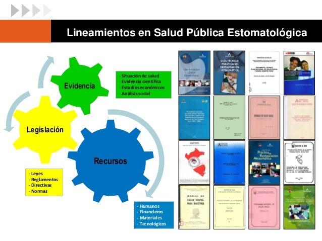 - Situación de salud - Evidencia científica - Estudios económicos - Análisis social - Humanos - Financieros - Materiales -...