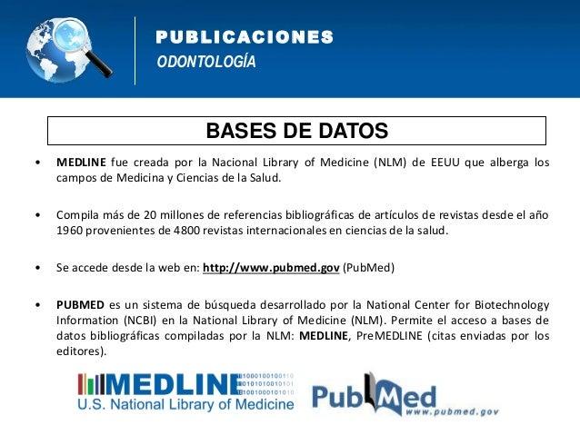 ODONTOLOGÍA PUB L IC AC IONES • BIREME es el Centro Latinoamericano y del Caribe de Información en Ciencias de la Salud. F...
