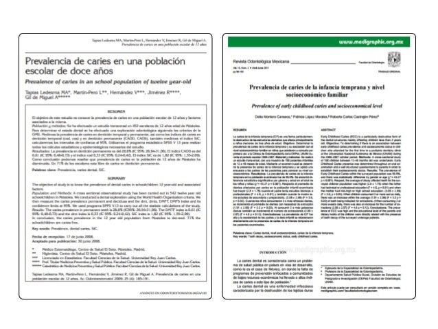 ODONTOLOGÍA PUB L IC AC IONES