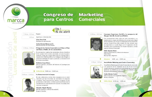 Congreso de                                               Marketing                                                       ...