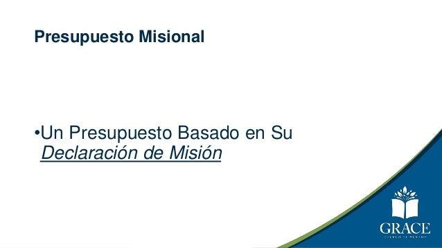 Declaración de Misión La Iglesia de La Gracia de Mentor existe para glorificar a Dios por evangelizar a los perdidos y equ...