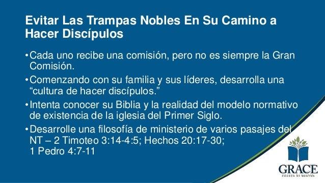 •7 Virtudes de Iglesia Hacedoras de Discípulos • Generar Visitas A Través De Acercamiento Efectivo • Crear Impresiones Pos...