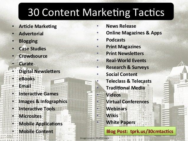 Evolution of Public Relations Through Content Marketing - Congreso PRORP