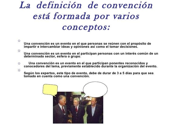 Congresos y convenciones Slide 3