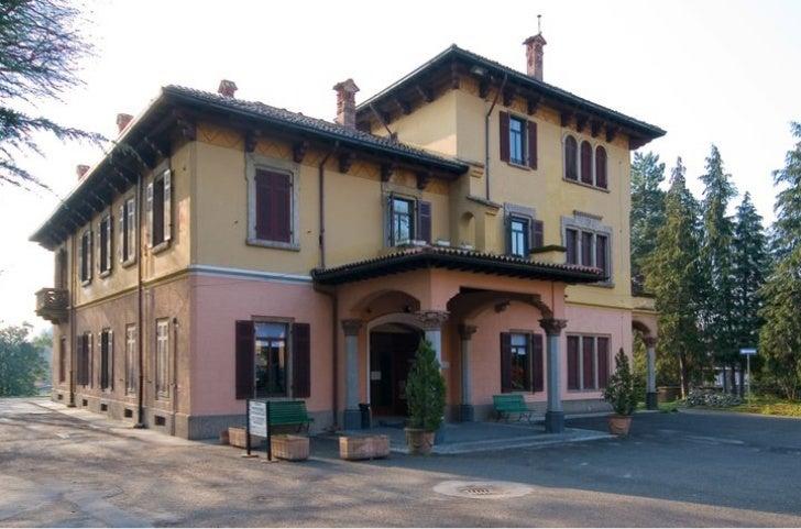 Congressi, convegni e meeting sul lago Maggiore. Una villa per convention