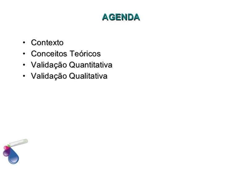 Validação de métodos analíticos Slide 2