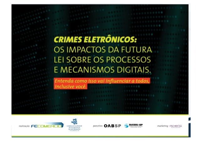 Crimeseletrônicoseformasdeproteção Agosto2009 CódigodeÉtica:atitudesquecontribuemparaouso responsávelda...