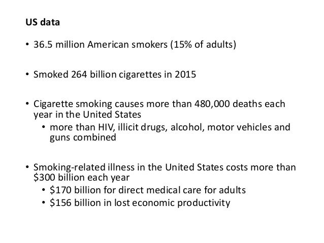 Tobacco harm reduction - meetings with Hill staff  Slide 2
